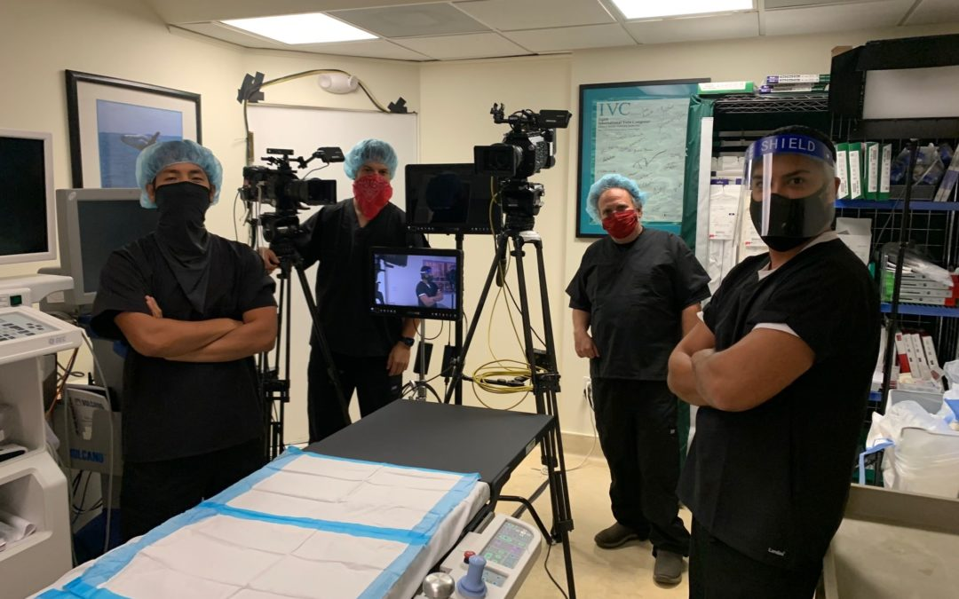 """The """"New Normal"""": Video Production Trends in the time of COVID"""